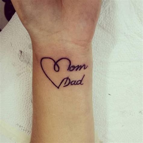minimalist tattoo for dad 31 best simple memorial tattoos for women images on