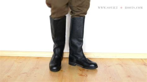 Yea Or Nay Valenkis Rus Boots by 501st Legion Officer Pilot Boots