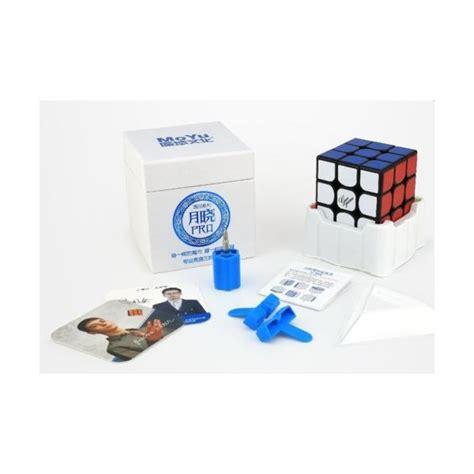 Rubik 3x3 Moyu Guoguan Yuexiao Pro 3x3 Black moyu guoguan yuexiao pro 3x3x3 maskecubos