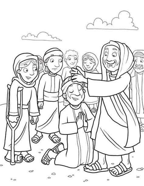 printable coloring pages of jesus miracles miracles of jesus free coloring pages on art coloring pages