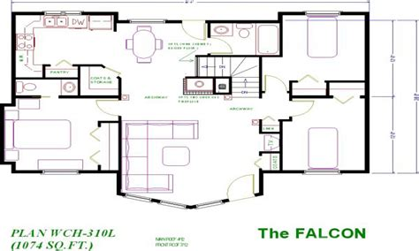 cottage floor plans 1000 sq ft cars 1000 homes 1000 sq ft cottage 1000 sq