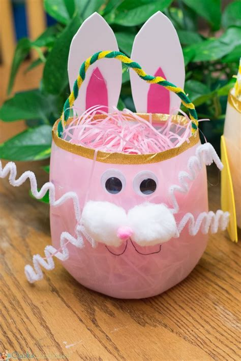 diy easter basket ideas easy diy easter baskets