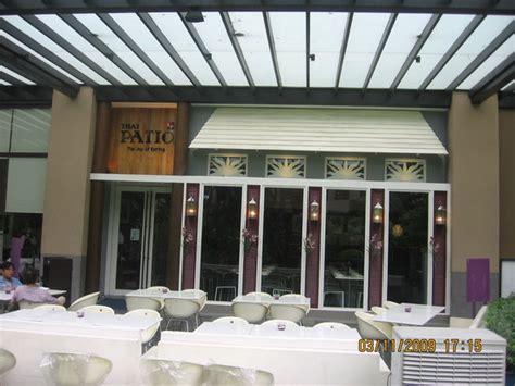 shopfront picture of thai patio makati tripadvisor