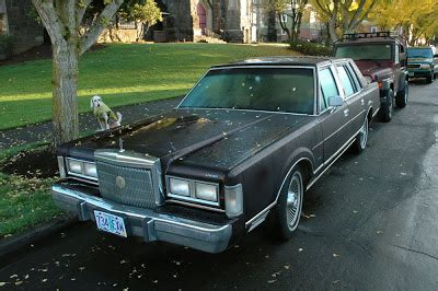 how do i learn about cars 1988 lincoln continental mark vii instrument cluster old parked cars 1988 lincoln town car