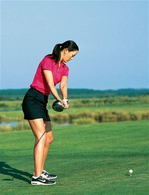 michelle wie golf swing swing sequence michelle wie golf digest