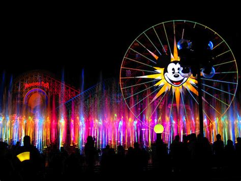 disneyland world of color dining as you wish vacations llc