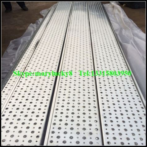 Galvanized Perforated Metal Floor Sheet/perforated Metal