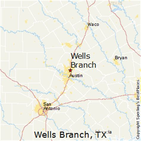 map of branch texas best places to live in branch texas