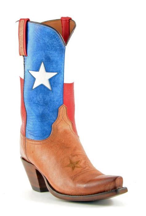 trending flag cowboy boots horses heels