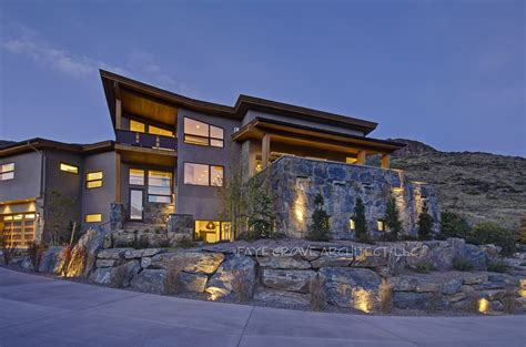 modern style home plans big modern mountain home plans home decor clipgoo