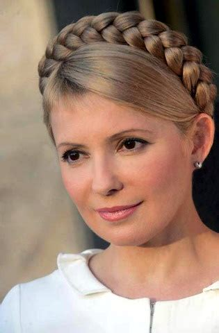 yulia tymoshenko hairstyle jedi hair braid