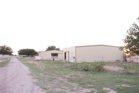 Ector County Barn residential ranch property farm in west odessa ector county properties