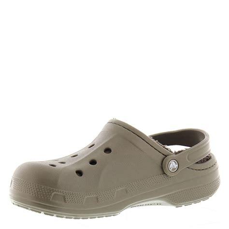 winter clogs for crocs winter clog unisex slip on ebay