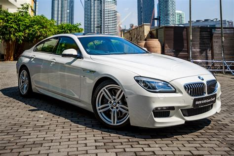 bmw malaysia new year promotion bmw 6 series gran coupe lci arrives in malaysia