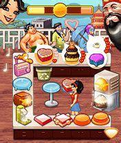celebrity java games cake mania celebrity chef java game for mobile cake