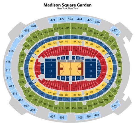 madison square garden floor plan garden seating smalltowndjs com