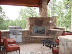15 best corner fireplace patio images on