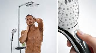 shower systems and shower pipes more options hansgrohe us