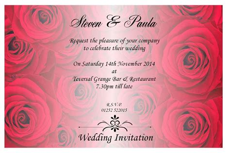 Invitation Letter Quotes Wedding Invitation Design Quotes Invitation Templates
