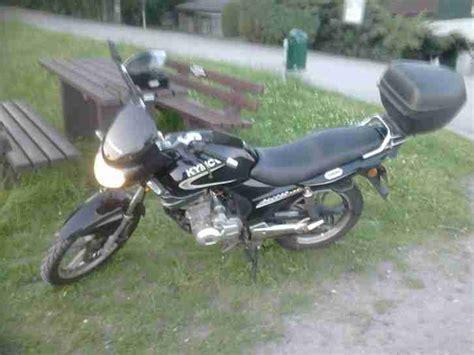 125 Motorrad Leistung by Kymco Pulsar 125 Ii Up 125er Schwarz Leistung Bestes