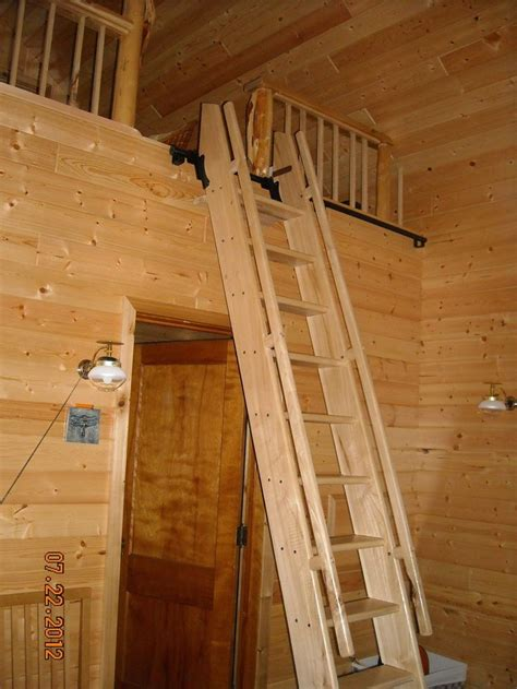 ship ladder ships ladders for lofts elm ship s style ladder with