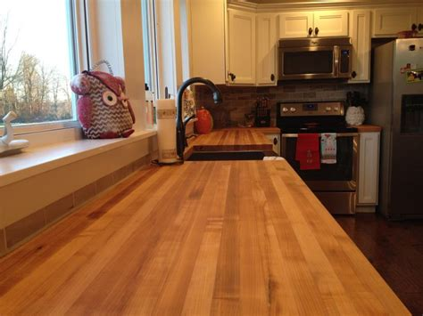 butcher block countertop pros and cons my take on butcher block countertops quot woodn t quot you like