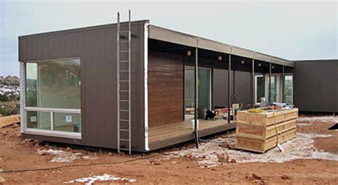 marmol radziner designed prefab house prefab friday marmol radziner s utah house inhabitat sustainable design