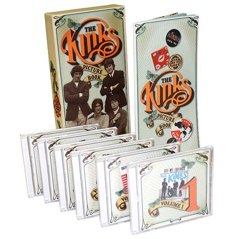 the kinks picture book box set the kinks picture book vinyl at juno records