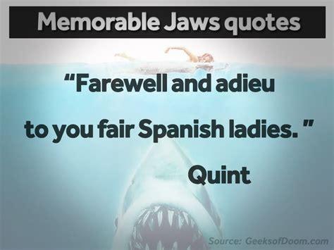 film quotes jaws jaws movie quotes quotesgram