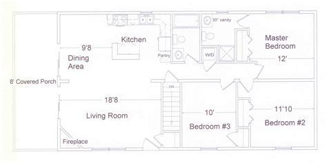 100 home floor plans elevation section floor