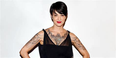 asia argento tattoos anthony bourdain s new meet asia argento