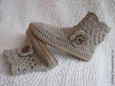 Sandal Rajut Handmade Dahayu 9 1000 images about botas y pantuflas tejidas on