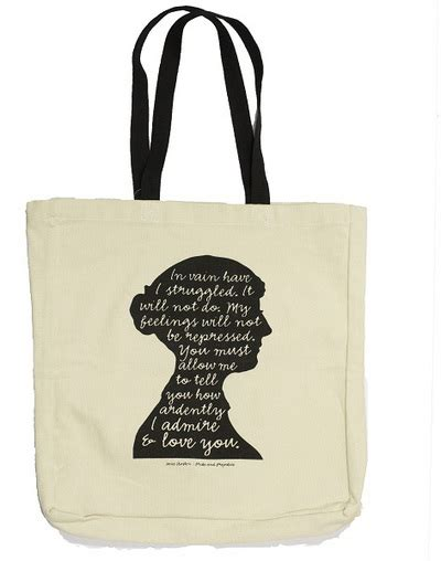 Bam Gift Card Balance - quot in vain i have struggled quot pride and prejudice tote bam exclusive booksamillion com