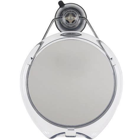 Fog Free Shower Mirror by Oxo Fog Free Shower Mirror In Shower Mirrors
