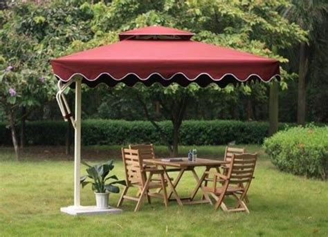 Square Patio Umbrella Square Outdoor Patio Umbrellas Large Rectangular Patio Umbrellas