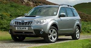 Does The Subaru Forester Come In A 6 Cylinder Does The 2015 Subaru Forester 2 0 Turbo A Timing