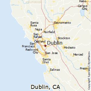 best places to live in dublin california