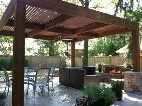 19 Modern Pergola Kit Designs For Your Outdoor Shade Easy Pergola Ideas