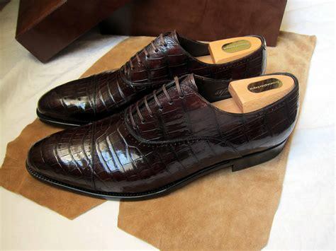 zegna shoes new ermenegildo zegna alligator limited edition 7k