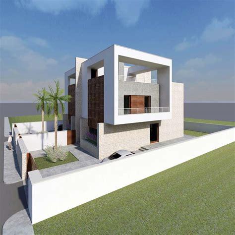 Progetto Casa Bifamiliare by Casa Bifamiliare Casarano Le De Lentinis