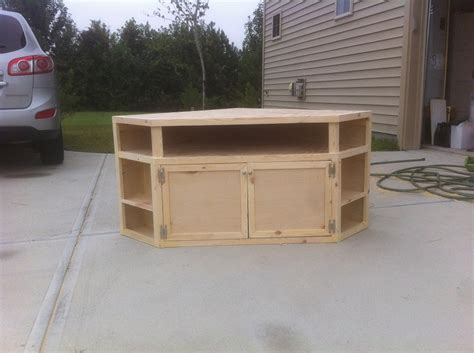 how to build a tv cabinet 13 diy plans for building a tv stand guide patterns