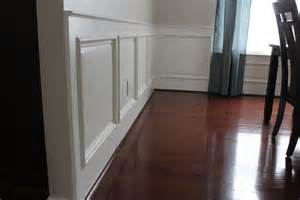 Raised Wainscoting Panels diy raised panel wainscoting plans plans free