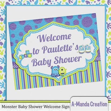 welcome signs for baby shower baby shower custom welcome sign