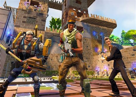 Fortnite Mac Gameplay Trailer Released By Epic Games (video)