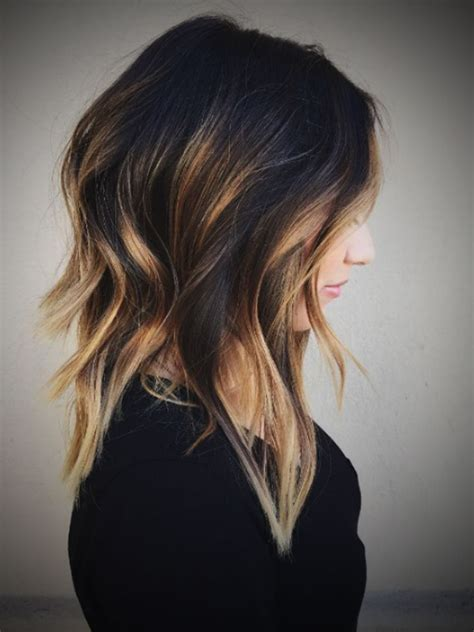 black short hair with blonde ombre black and blonde ombre hair google search hair inspo