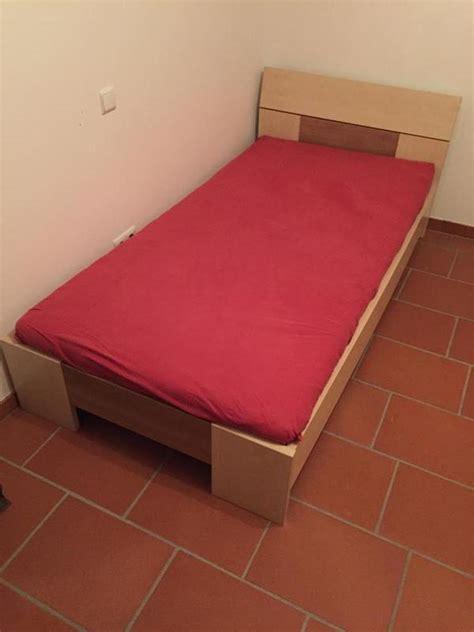 Bett Matratzen Kaufen by Modernes Bett 100x200 Mit Lattenrost Und Matratze In