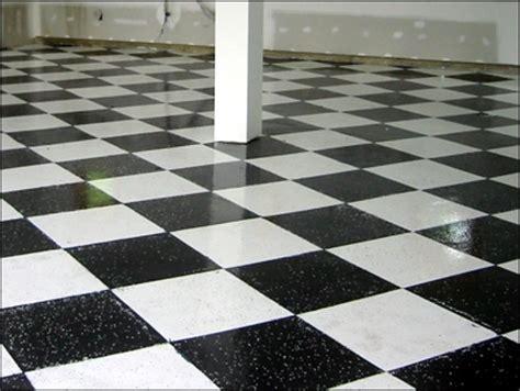 garage tile floors