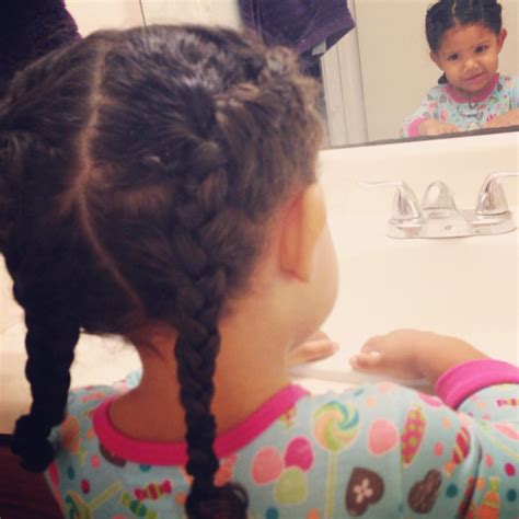toddler updos for mixed hair how pinterest awakened my inner martha cherish365