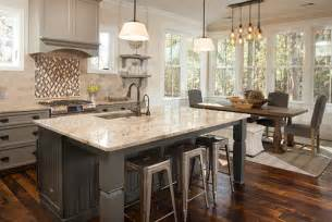 shabby chic style kitchen island home design photos amp decor ideas image curtains casual