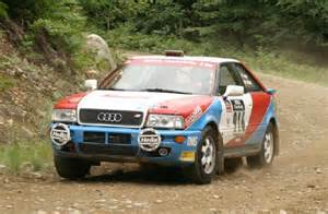 1990 audi coupe quattro rally car bring a trailer